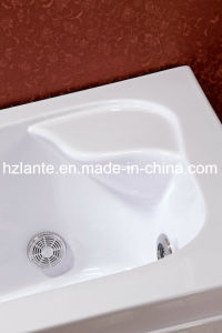 Rectangle Hydrotherapy Massage Bathtub (TLP-633G) pictures & photos