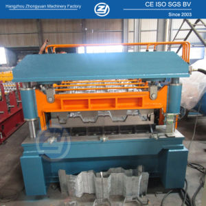 Decking Sheet Roll Forming Machine pictures & photos