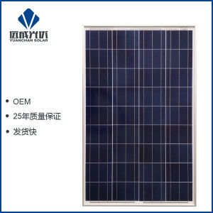 TUV ISO CE 100watt 18V Polycrystal China Home Solar Panel Bargain Price Immediate Action pictures & photos