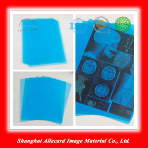 Pet Blue Inkjet Film CT Film pictures & photos