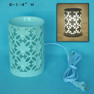 Electric Metal Fragrance Warmer - 15CE00893