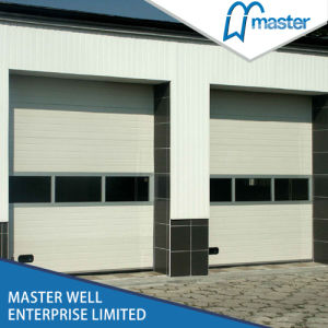 Fullview Industrial Garage Door Used in Factory pictures & photos