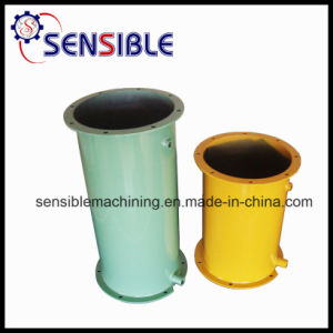 Welding, Metal Sheet Stamping Part Tough Drum /Lubrication Equipment