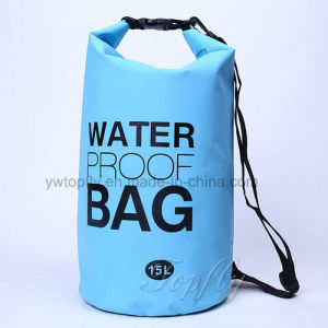 15L Waterproof Storage Dry Bag for Outdoor Camping Travel Kit Equipment pictures & photos