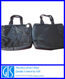 Reliable During Product Inspection Services-Handle Bag pictures & photos
