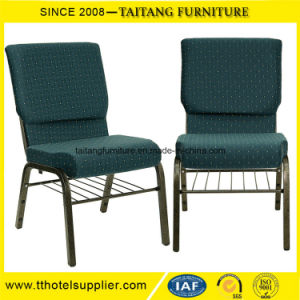 Wholesale Padded Strong Stackable Church Chairs for Cinema pictures & photos