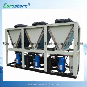 European Market -25c Cold Area House Floor Heating Air to Water Heat Pump pictures & photos