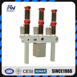 Outdoor Sf6 Gas Circuit Breaker (66kV/132kV) pictures & photos