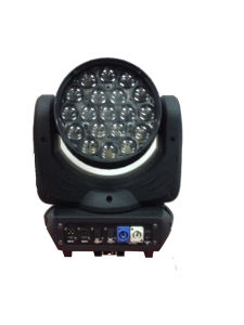 12W*19PCS 4in1 LED Stage Moving Head Wash Light (HL-004BM) pictures & photos