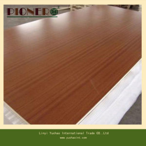 High Quality Melamine Faced Plywood in Good Prices pictures & photos