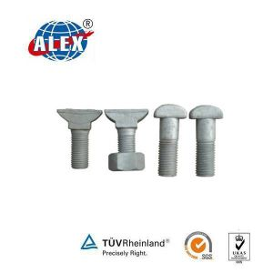 High Quality Anti-Rust HDG T Bolt