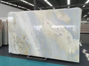 Blue Wood Marble, Mable Tiles and Marble Slab pictures & photos