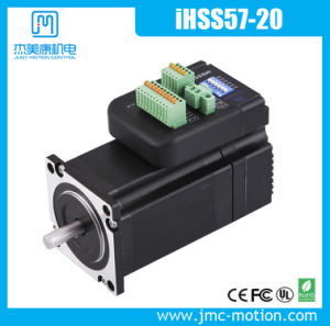 Compact Size Integrated Stepper Servo Motor with Encoder and Driver Together pictures & photos