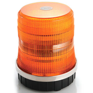 Large Strobe Light Super Flux Warning Beacon (HL-219 AMBER)