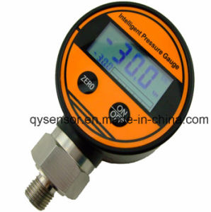 Battery Powered Metal Case Digital Pressure Meter 0~60MPa pictures & photos