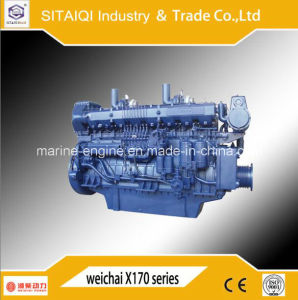 720HP Weichai 8170zc Marine Engine for Ship pictures & photos