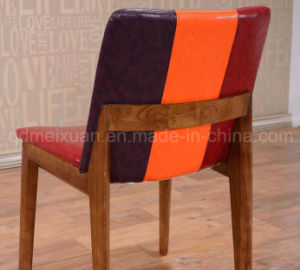 Solid Wooden Chairs Dining Chairs Coffee Chairs (M-X2534) pictures & photos