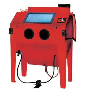 Portable Sandblaster with Dust Collector (TRG4222-W) pictures & photos