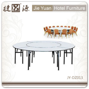 Top Sale PVC Hotel Folded Banquet Table (JY-DZ013) pictures & photos