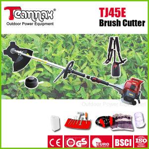 Gasoline Brush Cutter 45.4 Cc 2 Stroke Engine pictures & photos
