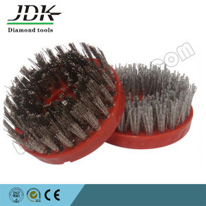 Snail Lock Abrasive Brush pictures & photos