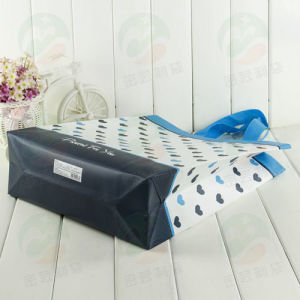 Auto-Formed Recycable 3D Non Woven Packing Bag (MY-023) pictures & photos