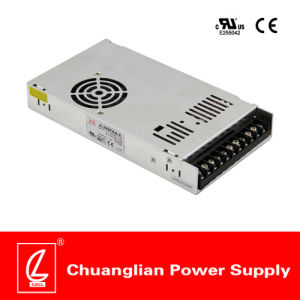 350W Low Power High Efficiency LED Power Supply pictures & photos