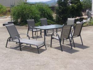 Hotel Patio Modern Garden Rattan Outdoor Furniture (FS-1201+FS-1805+FS-5105) pictures & photos