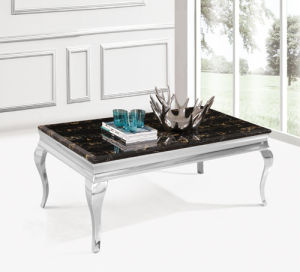White Marble Top Modern Coffee Table pictures & photos