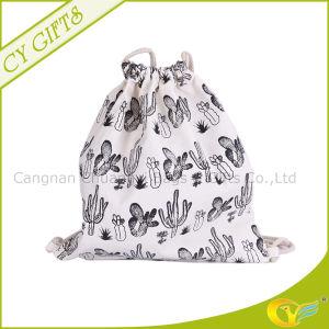 2016 Sailing Canvas/Cotton Drawstring Bag