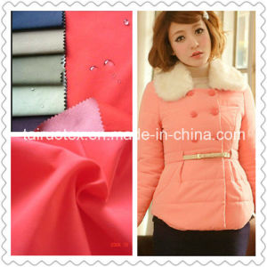Polyester Microfiber Nylon Peach Skin for Garments pictures & photos