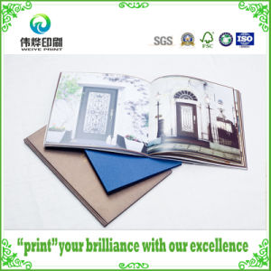 Customized Hard Cover Paper Book Printing Stationery / Catalog pictures & photos
