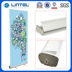 Portable Display Stand Advertising Pull up Banner (LT-0C) pictures & photos