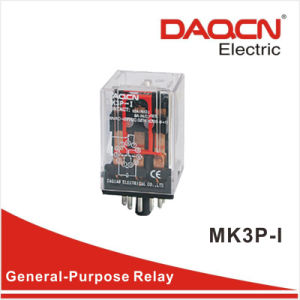 General Purpose Electronic Relay/Power Relay/ Relay with CE (Mk3pn)