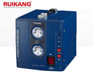 220V 1000va AC Automatic Voltage Regulator pictures & photos