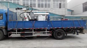 Hf120W Trailer Type Water Well Drilling Equipment for Sale pictures & photos