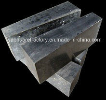 Refractory Aluminum Silicon Carbide Carbon Brick for Mixed Iron Car and Hot Metal Ladle Work Layer