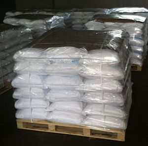 High Quality Free Flow of Battery Grade 98% Zinc Chloride pictures & photos