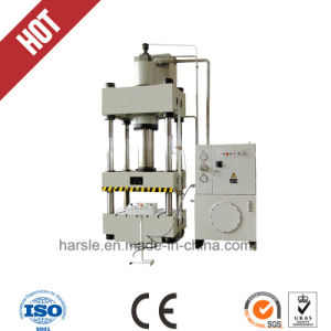 Harsle Brand 4 Column Hydraulic Stamping Press machine pictures & photos