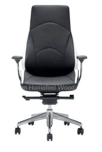 Modern Black Leather High Back Office Executive Boss Chair (HF-SI168WF) pictures & photos