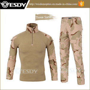 New Design Army Digital Camouflage Airsoft Tactical Uniform pictures & photos