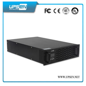 Rack Mountable UPS with Wide Input Voltage and UPS Battery pictures & photos