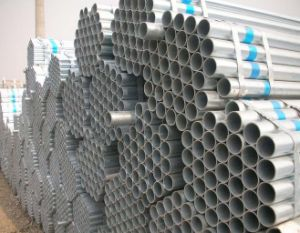 ASTM A53 Steel Pipe Thick Zinc Coating Gi Pipe for Greenhouse pictures & photos