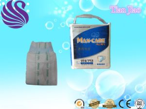 Quick Absorbtion and Dry High Quality Disposabled Adult Diaper pictures & photos