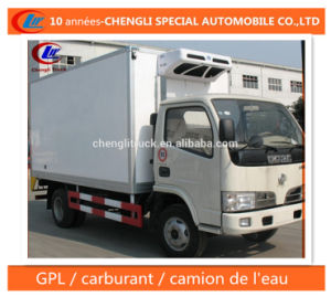 6 Roues Dongfeng Camion Refrigere Refrigerator pictures & photos