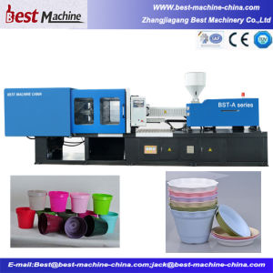 Injection Moulding Making Machine for Flower Pot pictures & photos