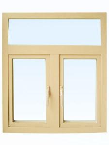 Single/Double Tempered Glass Aluminium Sliding Window Alloy Window