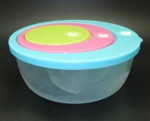 Circular 3 Piece Suit Microwave Box pictures & photos