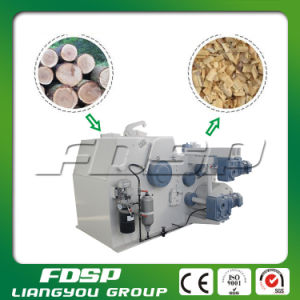 Wood Chipping Machinery for Logs for Wood Pellet Making Lines pictures & photos