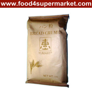 Bread Crumbs 10kg in Kraft Paper Bag pictures & photos